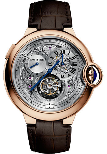 Cartier Watches - Ballon Bleu 46mm - Flying Tourbillon - Style No: W6920045