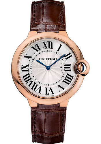 Cartier Watches - Ballon Bleu 40mm - Pink Gold - Style No: W6920083