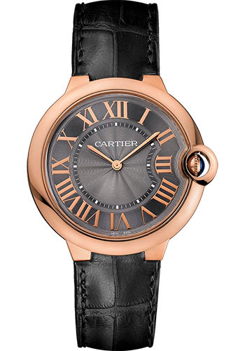 Cartier Watches - Ballon Bleu 40mm - Pink Gold - Style No: W6920089