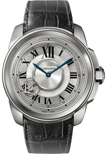 Cartier Watches - Calibre de Cartier Perpetual Calendar - Style No: W7100028