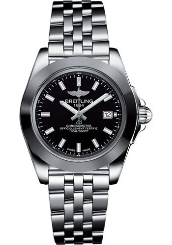 Breitling Watches - Galactic 32 Sleek Stainless Steel - Pilot Bracelet - Style No: W7133012/BF62/792A
