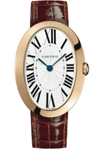 Cartier Watches - Baignoire Large - Pink Gold - Style No: W8000002