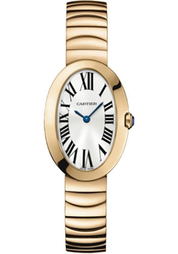 Cartier Watches - Baignoire Small - Pink Gold - Style No: W8000005