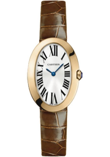 Cartier Watches - Baignoire Small - Pink Gold - Style No: W8000007