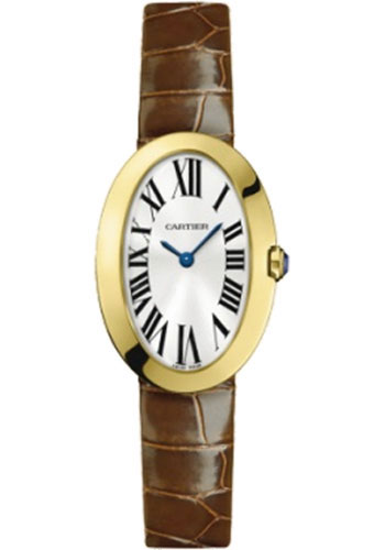 Cartier Watches - Baignoire Small - Yellow Gold - Style No: W8000009
