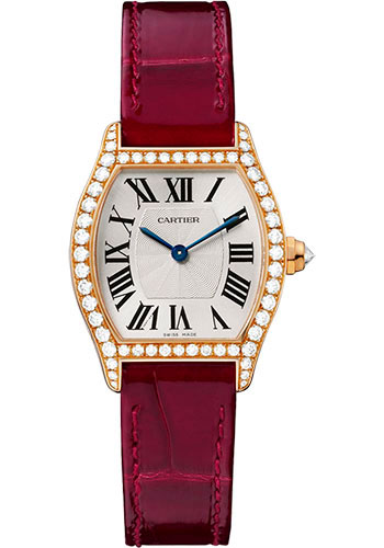 Cartier Watches - Tortue Small - Pink Gold - Style No: WA501006