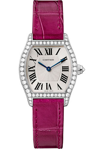 Cartier Watches - Tortue Small - White Gold - Style No: WA501007