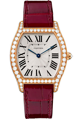 Cartier Watches - Tortue Medium - Pink Gold - Style No: WA501008