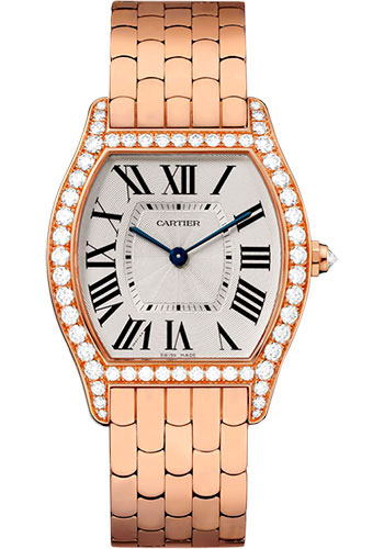 Cartier Watches - Tortue Medium - Pink Gold - Style No: WA501012