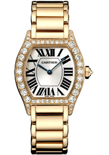 Cartier Watches - Tortue Small - Pink Gold - Style No: WA50703I