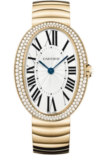 Cartier Watches - Baignoire Large - Pink Gold - Style No: WB520003