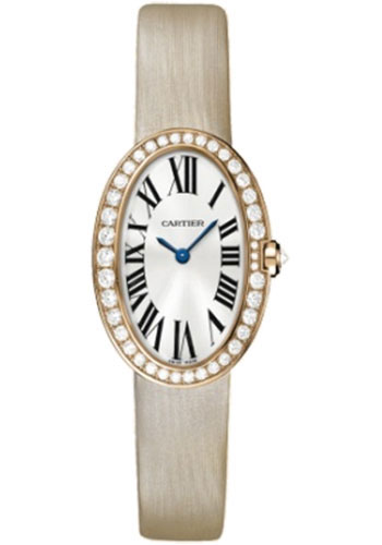 Cartier Watches - Baignoire Small - Pink Gold - Style No: WB520004