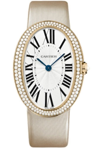 Cartier Watches - Baignoire Large - Pink Gold - Style No: WB520005