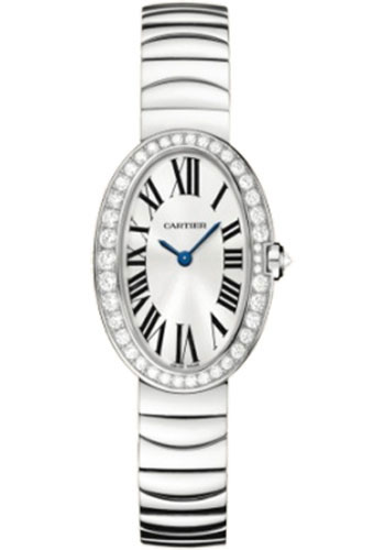 Cartier Watches - Baignoire Small - White Gold - Style No: WB520006