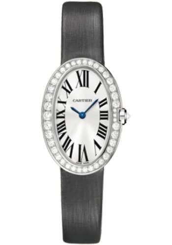 Cartier Watches - Baignoire Small - White Gold - Style No: WB520008
