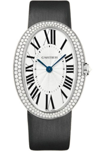 Cartier Watches - Baignoire Large - White Gold - Style No: WB520009