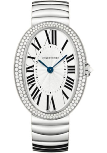 Cartier Watches - Baignoire Large - White Gold - Style No: WB520010
