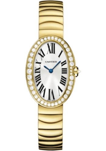 Cartier Watches - Baignoire Small - Yellow Gold - Style No: WB520019