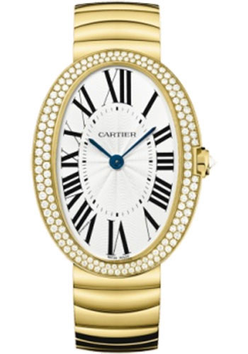 Cartier Watches - Baignoire Large - Yellow Gold - Style No: WB520021
