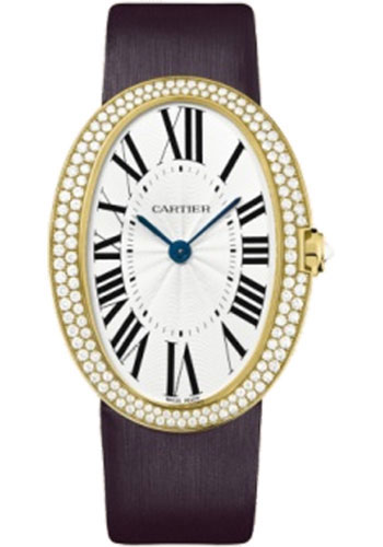Cartier Watches - Baignoire Large - Yellow Gold - Style No: WB520022