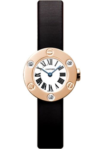 Cartier Watches - Love Pink Gold - Style No: WE800431