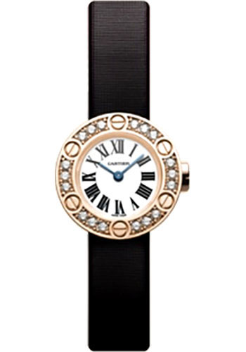 Cartier Watches - Love Pink Gold - Style No: WE800631