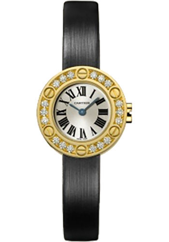 Cartier Watches - Love Yelllow Gold - Style No: WE800931