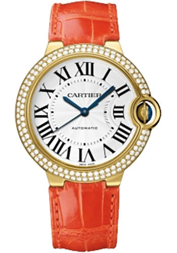 Cartier Watches - Ballon Bleu 36mm - Yellow Gold - Style No: WE900451