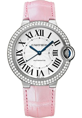 Cartier Watches - Ballon Bleu 36mm - White Gold - Style No: WE900651