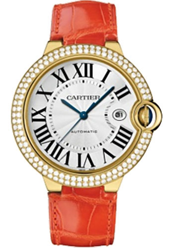 Cartier Watches - Ballon Bleu 42mm - Yellow Gold - Style No: WE900751