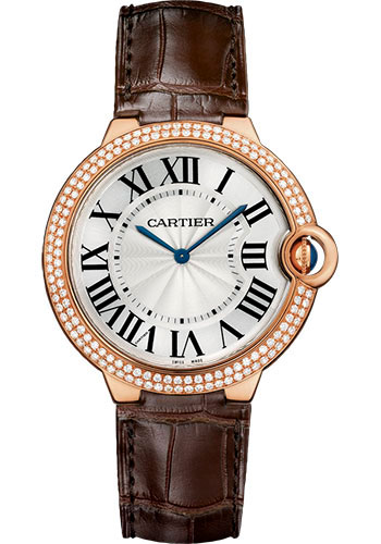 Cartier Watches - Ballon Bleu 40mm - Pink Gold - Style No: WE902055