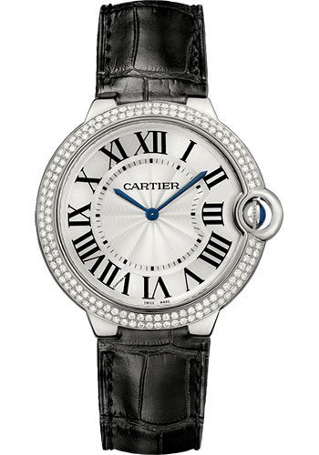 Cartier Watches - Ballon Bleu 40mm - White Gold - Style No: WE902056