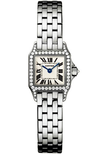 Cartier Watches - Santos Demoiselle Mini - Style No: WF9005Y8