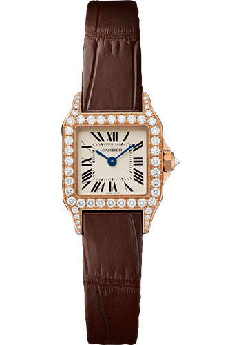 Cartier Watches - Santos Demoiselle Mini - Style No: WF902004