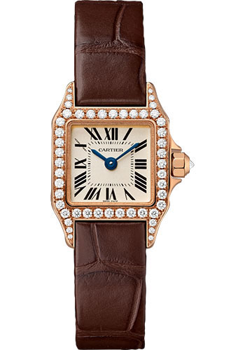 Cartier Watches - Santos Demoiselle Small - Style No: WF902006