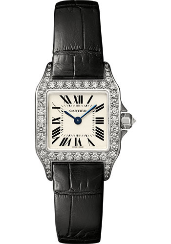Cartier Watches - Santos Demoiselle Small - Style No: WF902007