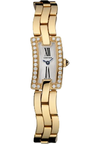 Cartier Watches - Ballerine - Style No: WG40023J