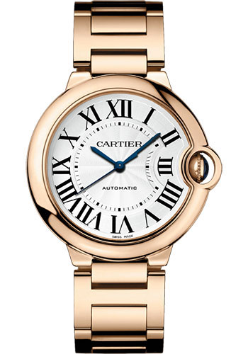 Cartier Watches - Ballon Bleu 36mm - Pink Gold - Style No: WGBB0008