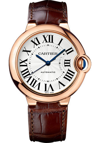 Cartier Watches - Ballon Bleu 36mm - Pink Gold - Style No: WGBB0009