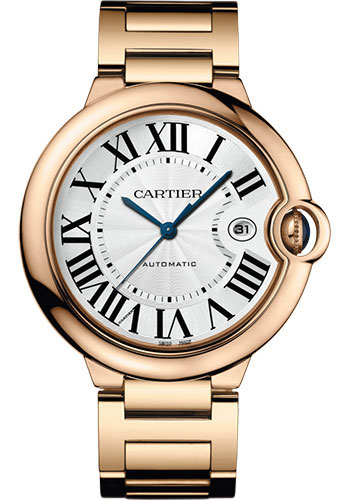 Cartier Watches - Ballon Bleu 42mm - Pink Gold - Style No: WGBB0016