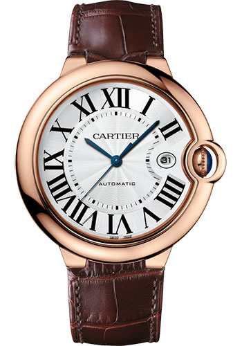 Cartier Watches - Ballon Bleu 42mm - Pink Gold - Style No: WGBB0017
