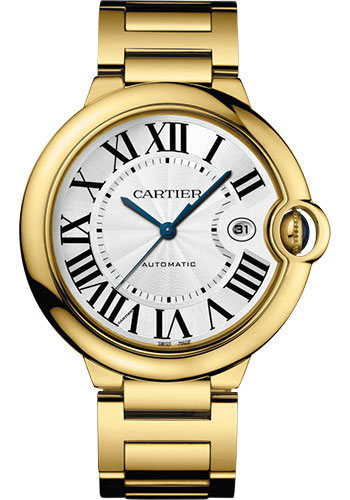 Cartier Watches - Ballon Bleu 42mm - Yellow Gold - Style No: WGBB0023