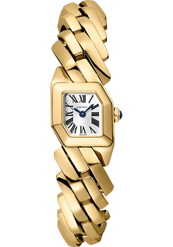 Cartier Watches - Maillon de Cartier Yellow Gold - Style No: WGBJ0002