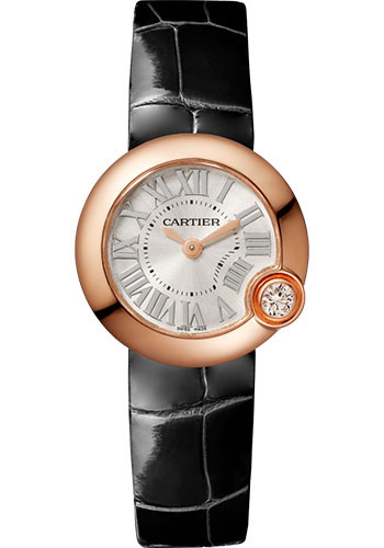 Cartier Watches - Ballon Blanc de Cartier 26mm - Pink Gold - Style No: WGBL0002
