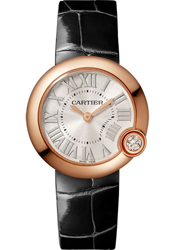 Cartier Watches - Ballon Blanc de Cartier 30mm - Pink Gold - Style No: WGBL0003