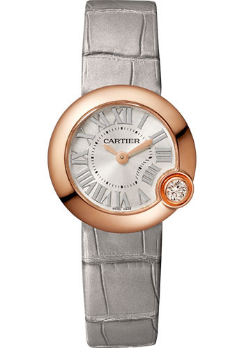 Cartier Watches - Ballon Blanc de Cartier 26mm - Pink Gold - Style No: WGBL0004