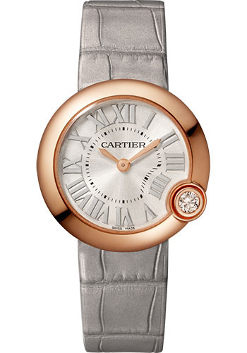 Cartier Watches - Ballon Blanc de Cartier 30mm - Pink Gold - Style No: WGBL0005