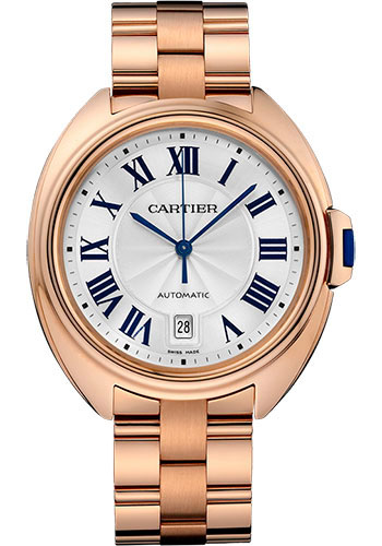 Cartier Watches - Cle de Cartier 40mm - Pink Gold - Style No: WGCL0002