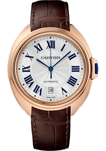 Cartier Watches - Cle de Cartier 40mm - Pink Gold - Style No: WGCL0004