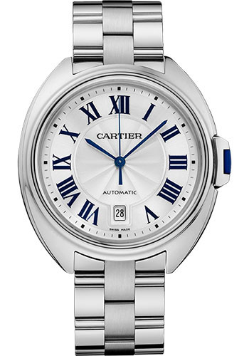 Cartier Watches - Cle de Cartier 40mm - White Gold - Style No: WGCL0006